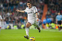 Di Maria leads a offence atack for Real Madrid