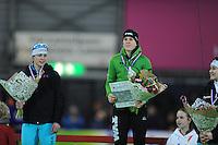 SCHAATSEN: GRONINGEN: Sportcentrum Kardinge, 05-01-2013, Seizoen 2012-2013, KPN NK Sprint, Dag 1, ©foto Martin de Jong
