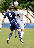 FIU Men's Soccer v.  UNC Wilmington (9/6/09)