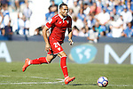 Sevilla FC's Gabriel Mercado during La Liga match. October 15,2016. (ALTERPHOTOS/Acero)