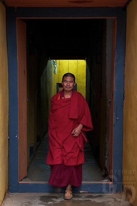 Punakha Dzong (Fortress), Bhutan