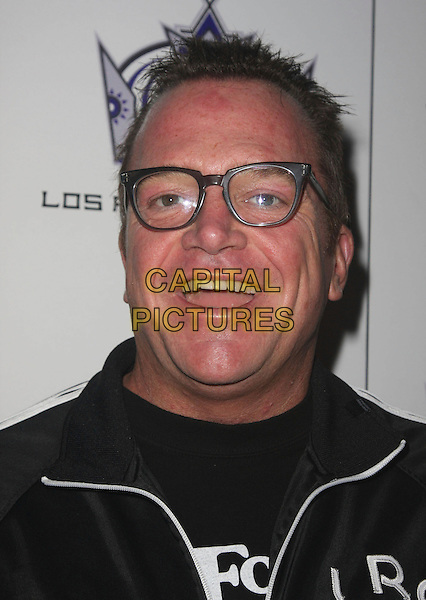 TOM ARNOLD.Meet The LA Kings Dinner, held at Wolfgang Puck's Cut Restaurant at the Beverly Wilshire Four Seasons Hotel, Beverly Hills, California, USA, 04 October 2007..portrait headshot glasses.CAP/ADM/CH.©Charles Harris/AdMedia/Capital Pictures.