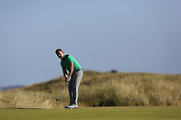 Danny O'Connor playing with Joakim Lagergren (SWE) during the ProAm of the 2018 Dubai Duty Free Irish Open, Ballyliffin Golf Club, Ballyliffin, Co Donegal, Ireland.<br /> Picture: Golffile | Jenny Matthews<br /> <br /> <br /> All photo usage must carry mandatory copyright credit (&copy; Golffile | Jenny Matthews)