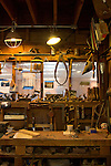Port Townsend, Haven Boatworks, marine boat repair, shop details, woodworking tools, Port of Port Townsend, Jefferson County, Olympic Peninsula, Puget Sound, Washington State, Pacific Northwest, USA,