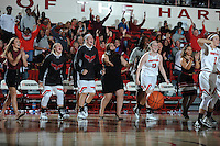 UHart WBB vs. Boston College 11/11/2016