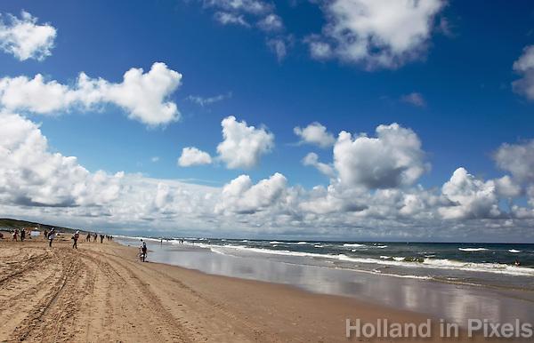 Strand bij Egmond aan Zee