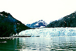 Alaska: Glacier Bay National Park, cruise ship Noordam.  Photo akglac105  .Photo copyright Lee Foster, 510/549-2202,.lee@fostertravel.com, www.fostertravel.com