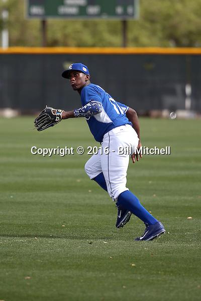 Seuly Matias - Kansas City Royals 2016 spring training (Bill Mitchell)