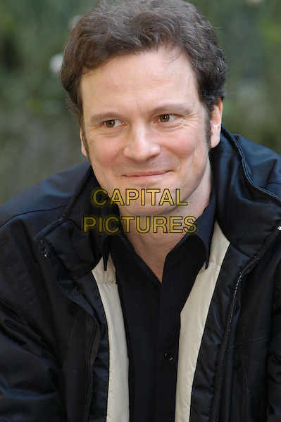 COLIN FIRTH.3 December 2003.headshot, portrait.www.capitalpictures.com.sales@capitalpictures.com.© Capital Pictures