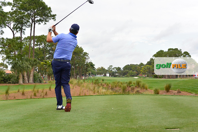 Graeme McDowell (NIR) during round 1 at the Honda Classic from PGA National, Palm Beach Gardens, Florida.<br /> Picture: Fran Caffrey / Golffile