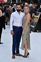 Lee Cronin, Lydia Bright<br /> King of Thieves world film premiere at Vue West End cinema, London, England on 12 September 2018.<br /> CAP/JOR<br /> &copy;JOR/Capital Pictures
