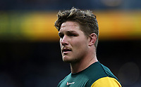 Michael Hooper of the Wallabies during the Rugby Championship match between Australia and New Zealand at Optus Stadium on August 10, 2019 in Perth, Australia. Photo: Gary Day / Frozen In Motion