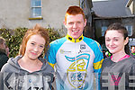 Ballybunion Half Marathon : Taking part in the Ballybunion Half marathon race on Saturday last were Maebh Ferriter, Dean Nolan & Shauna Breen from Ballybunion.