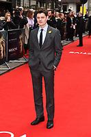 "Sam Riley<br /> arriving for the ""Radioactive"" premiere at the Curzon Mayfair, London.<br /> <br /> ©Ash Knotek  D3560 07/03/2020"