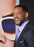 Will Smith at the Los Angeles premiere of his movie &quot;Focus&quot; at the TCL Chinese Theatre, Hollywood.<br /> February 24, 2015  Los Angeles, CA<br /> Picture: Paul Smith / Featureflash