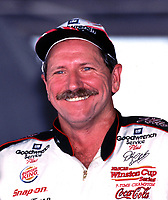 Dale Earnhardt, Darlington, September 2000
