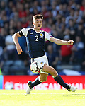 Scotland's Kieran Tierney in action during the FIFA World Cup Qualifying match at Hampden Park Stadium, Glasgow Picture date 10th June 2017. Picture credit should read: David Klein/Sportimage