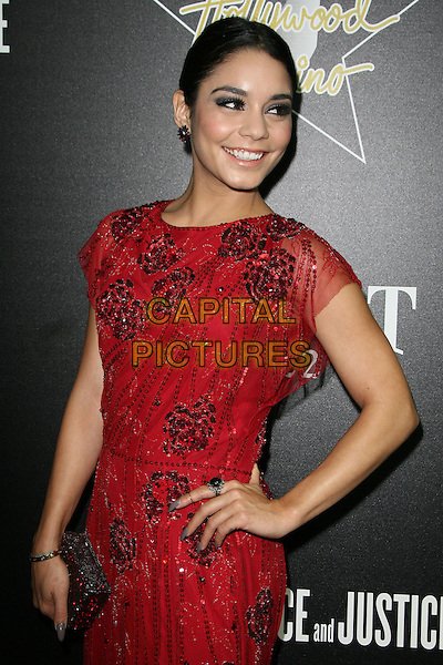 27 February 2014 - West Hollywood, California - Vanessa Hudgens. Hollywood Domino&rsquo;s 7th Annual Pre-Oscar Charity Gala held at Sunset Tower Hotel. <br /> CAP/ADM/<br /> &copy;AdMedia/Capital Pictures