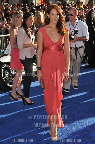 "Amanda Righetti at the premiere of ""Captain America: The First Avenger"" at the El Capitan Theatre, Hollywood..July 19, 2011  Los Angeles, CA.Picture: Paul Smith / Featureflash"