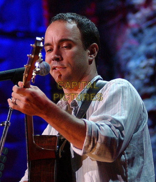 DAVE MATTHEWS.Farm Aid 2004  Concert.September 18th 2004.half length, gig, music, stage, live, guitar.www.capitalpictures.com.sales@capitalpictures.com.©George Shepherd/AdMedia/Capital Pictures