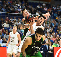 2018.10.14 ACB Real Madrid Baloncesto VS Juventud Badalona