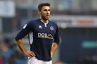 Lee Gregory of Millwall during Millwall vs Preston North End, Sky Bet EFL Championship Football at The Den on 13th January 2018