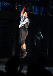 Kyle Coffman.during the 'NEWSIES' Opening Night Curtain Call at the Nederlander Theatre in New York on 3/29/2012