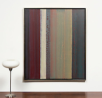 "Shibata: Color.Line.Texture #24, Digital Print, Image Dims. 40.5"" x 48"", Framed Dims. 40.5"" x 48"""