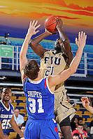 FIU Men's Basketball v. Georgia State (11/30/13)