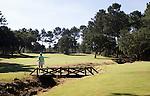 PORTUGAL - Hole 13. Quinta do Conde- Golfbaan Quinta do Peru Golf & Country Club. COPYRIGHT KOEN SUYK