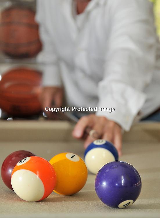 Stock photos of Pool Balls
