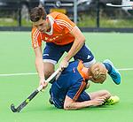 2017 oefen Oranje-Jong Oranje