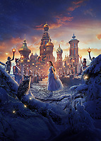The Nutcracker and the Four Realms (2018) <br /> Promotional art with Mackenzie Foy<br /> *Filmstill - Editorial Use Only*<br /> CAP/MFS<br /> Image supplied by Capital Pictures