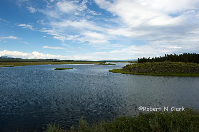 Henry's Fork of the Snake River near Last Chance, Idaho