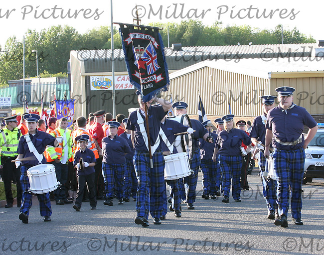 Star of the East Flute Band, Prestonpans