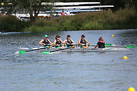 Race: 93: W Tier1 4+  Final<br /> <br /> Peterborough Summer Regatta 2017 - Sunday<br /> <br /> To purchase this photo, or to see pricing information for Prints and Downloads, click the blue 'Add to Cart' button at the top-right of the page.