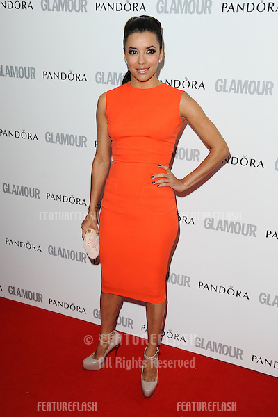 Eva Longoria arriving for the Glamour Women Of The Year Awards 2012, at Berkeley Square, London. 29/05/2012 Picture by: Steve Vas / Featureflash