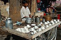 Teeküche, Mount Abu (Rajasthan), Indien