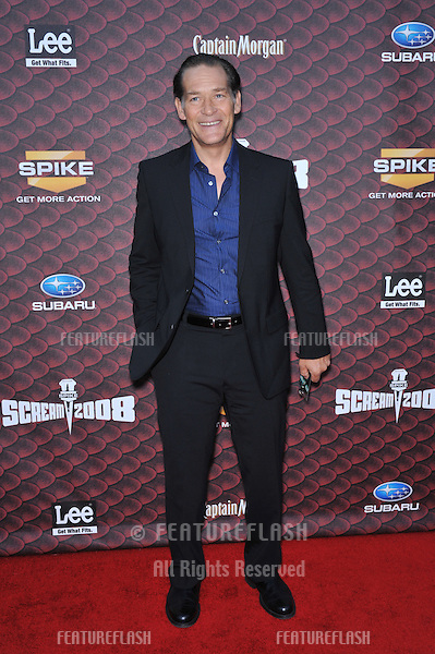 James Remar at Spike TV's Scream 2008 Awards at the Greek Theatre, Hollywood..October 18, 2008  Los Angeles, CA.Picture: Paul Smith / Featureflash.