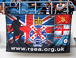 RSEA Banner on armed forces day