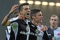 04.12.2013: Eintracht Frankfurt vs. SV Sandhausen