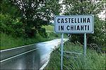 Castellina in Chianti, Toscane, le 25 mai 2013, Chez la veuve de Léo Ferré, en compagnie de son fils Mathieu Ferré et sa femme Manola, sa femme Marie Christine Ferré Diaz et sa belle mère Jeanne Diaz. © sedrik nemeth