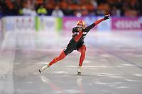SCHAATSEN: HEERENVEEN: IJsstadion Thialf, 11-01-2013, Seizoen 2012-2013, Essent ISU European Championships allround, 500m Men, Bart Swings (BEL), ©foto Martin de Jong