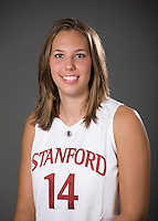 Kayla Pedersen of the Stanford basketball team.