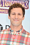 WESTWOOD, CA - JUNE 30: Andy Samberg attends the Columbia Pictures and Sony Pictures Animation's world premiere of 'Hotel Transylvania 3: Summer Vacation' at Regency Village Theatre on June 30, 2018 in Westwood, California.