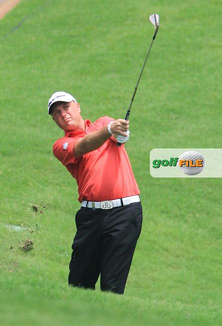 Graeme Storm (ENG) on the 16th on Day 1 of the Maybank Malaysian Open 2012 at Kuala Lumpur Golf and Country Club, Kuala Lumpur, Malaysia...(Photo Jenny Matthews/www.golffile.ie)