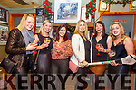 JB Keanes Womens Xmas Party: Members of the Athea camogie team attending the Womens Christmas Party at John B Keane's Bar on Saturday night last.
