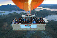 20160622 June 22 Hot Air Balloon Gold Coast