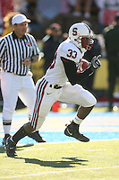 2 December 2006: Jason Evans during Stanford's 26-17 loss to Cal in the 109th Big Game at Memorial Stadium in Berkeley, CA.