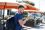 22.06.2019 Rangers arrive in Portugal: Borna Barisic